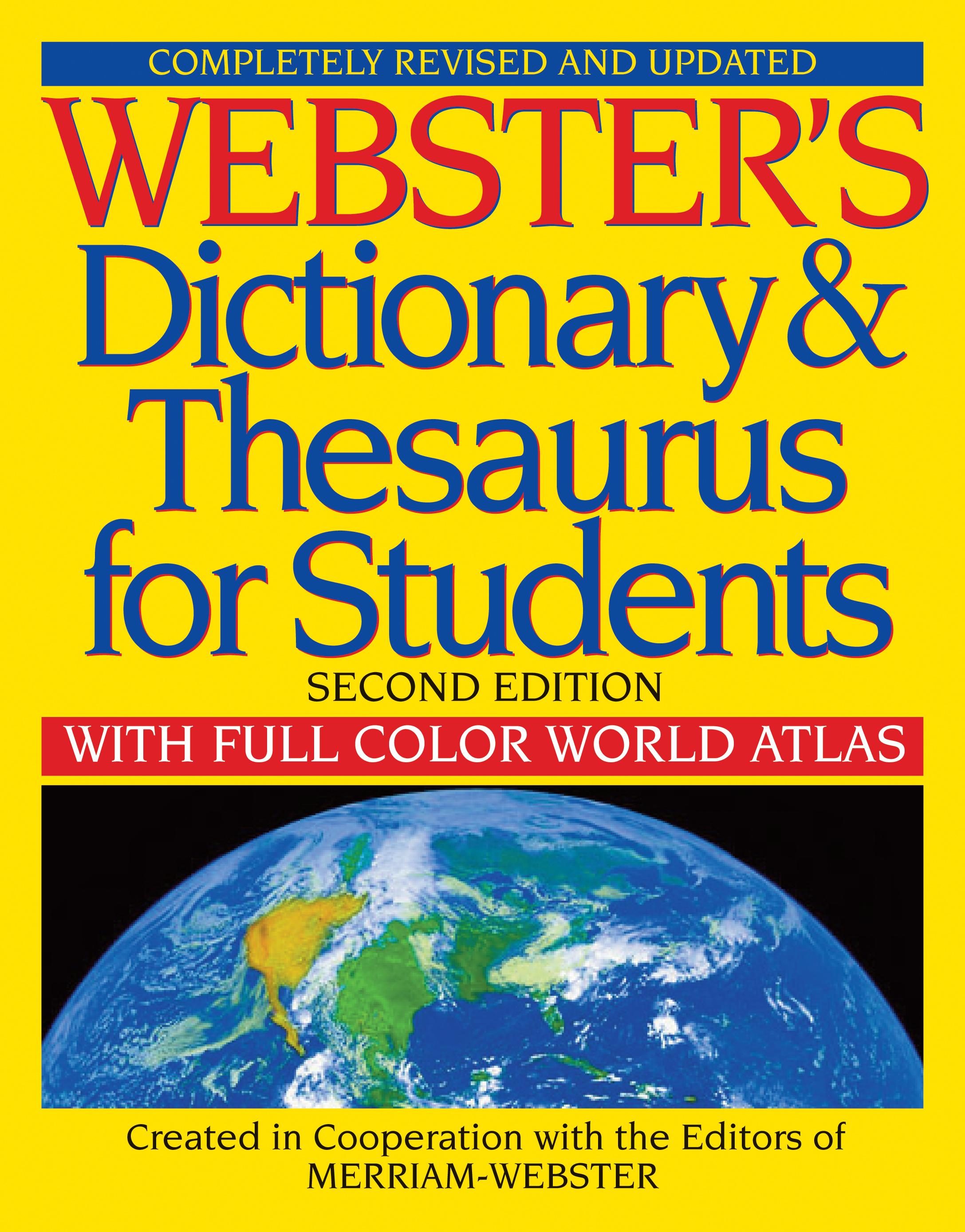 Webster Dictionary Pdf